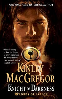 Knight of Darkness (Lords of Avalon Book 2)