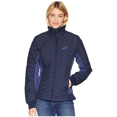 Jack Wolfskin Lyse Valley Jacket (Midnight Blue) Women