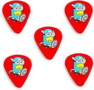 minion guitar picks