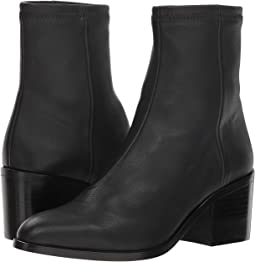 Livv Stretch Leather Boot