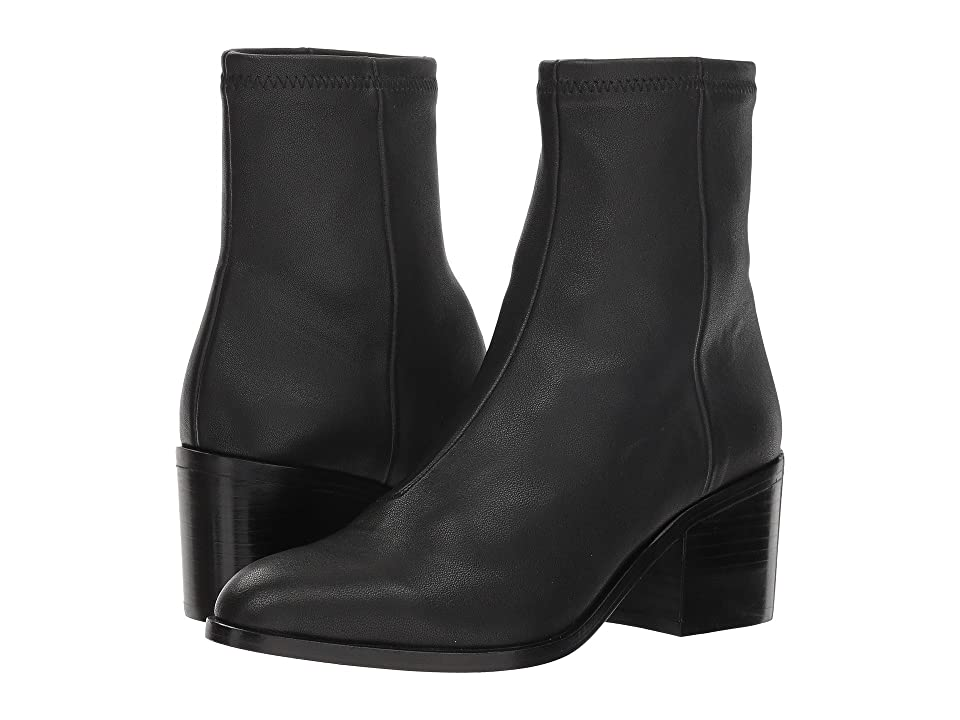 Opening Ceremony Livv Stretch Leather Boot (Black) Women