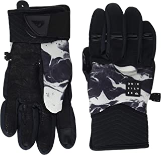 Quiksilver Boys' Big Method Youth TECH Snow Glove
