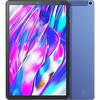 VANKYO MatrixPad S21 10 inch Octa-Core Tablet, Android 9.0 Pie, 2GB RAM, 32GB ROM, IPS HD Display, Bluetooth 5.0, 8MP Rear Camera, 5G WiFi, USB C, GPS, Metal Body, Blue