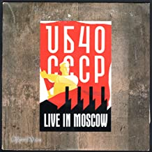 UB40 CCCP: Live in Moscow [VINYL LP] [STEREO]