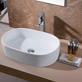 Best vessel sink vanity set Reviews