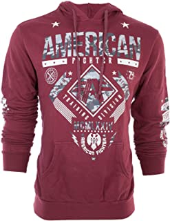 Men Hoodie Sweat Shirt Jacket Lander Athletic Biker Gym UFC