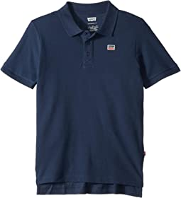 James Polo Shirt (Big Kids)