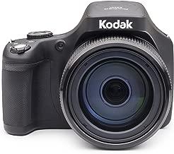 Kodak PIXPRO Astro Zoom AZ901-BK 20MP Digital Camera with 90X Optical Zoom and 3