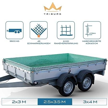 Kerbl 37260 Abdecknetz 30 Mm Maschenweite 1 8 Mm Materialstärke 2 X 2 5 M Gewerbe Industrie Wissenschaft