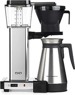 Moccamaster 79320 Kaffemaskin, 1450 W, Silver