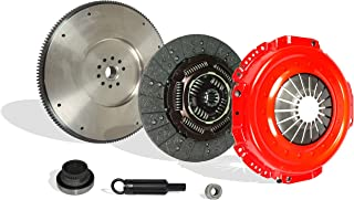 Clutch Conversion With Flywheel Kit Works With Ford F Sd F250 F350 XL XLT Custom 1988-1994 7.3L V8 DIESEL OHV Naturally Aspirated 7.3L V8 DIESEL OHV Turbocharged (Stage 1)
