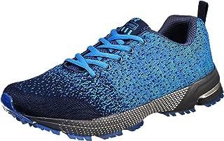 wealsex Uomo Donna Scarpe da Ginnastica Corsa Sportive Fitness Running Basse Interior Casual all'Aperto Sneakers
