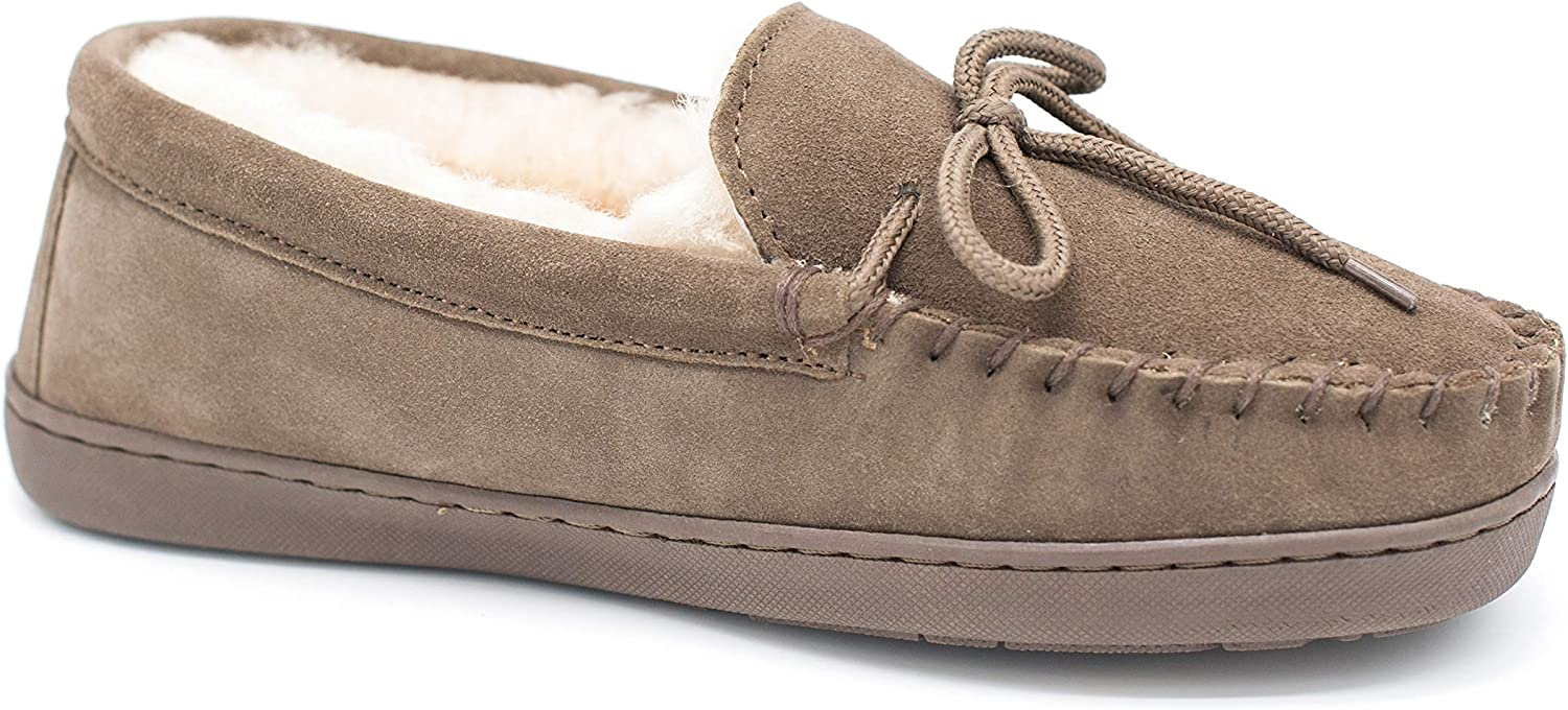 BEARPAW Men's Moc Limited time cheap Max 59% OFF sale Ii 10 US Brown Seal M