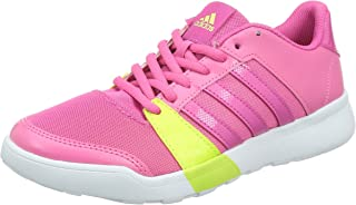 adidas Essential Fun Womens Fitness Trainers/Shoes - Dark Pink