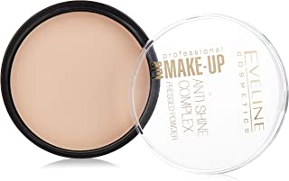 Eveline - Art. Make- Up Professional Mattifying Mineral Powder ,No 31 Transparent