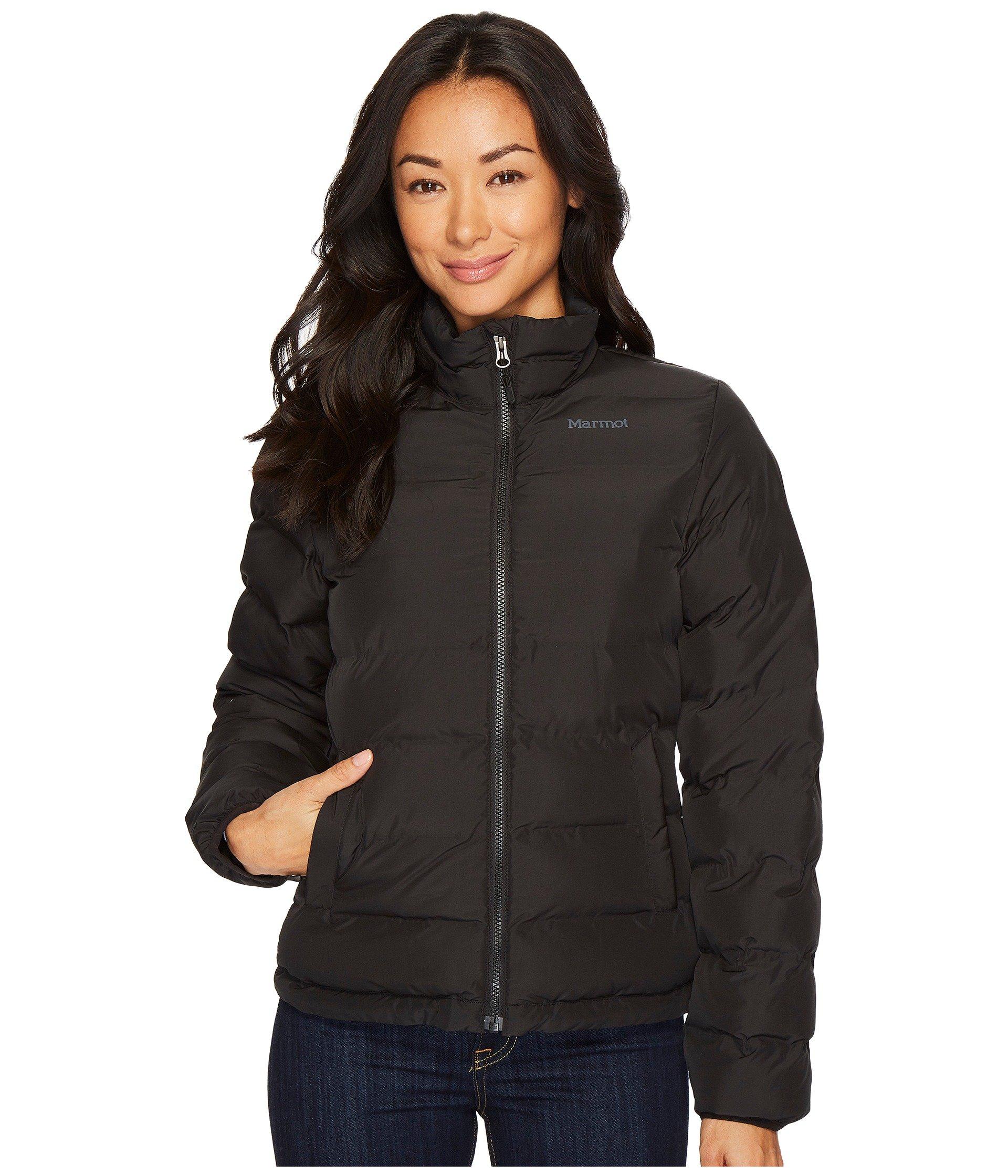 Marmot Alassian Featherless Jacket In Black  b3314a01bcb9