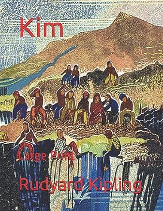 Kim: Large Print
