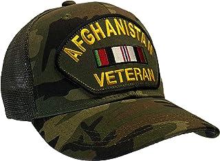 Afghanistan Veteran Hat Ball Cap OEF