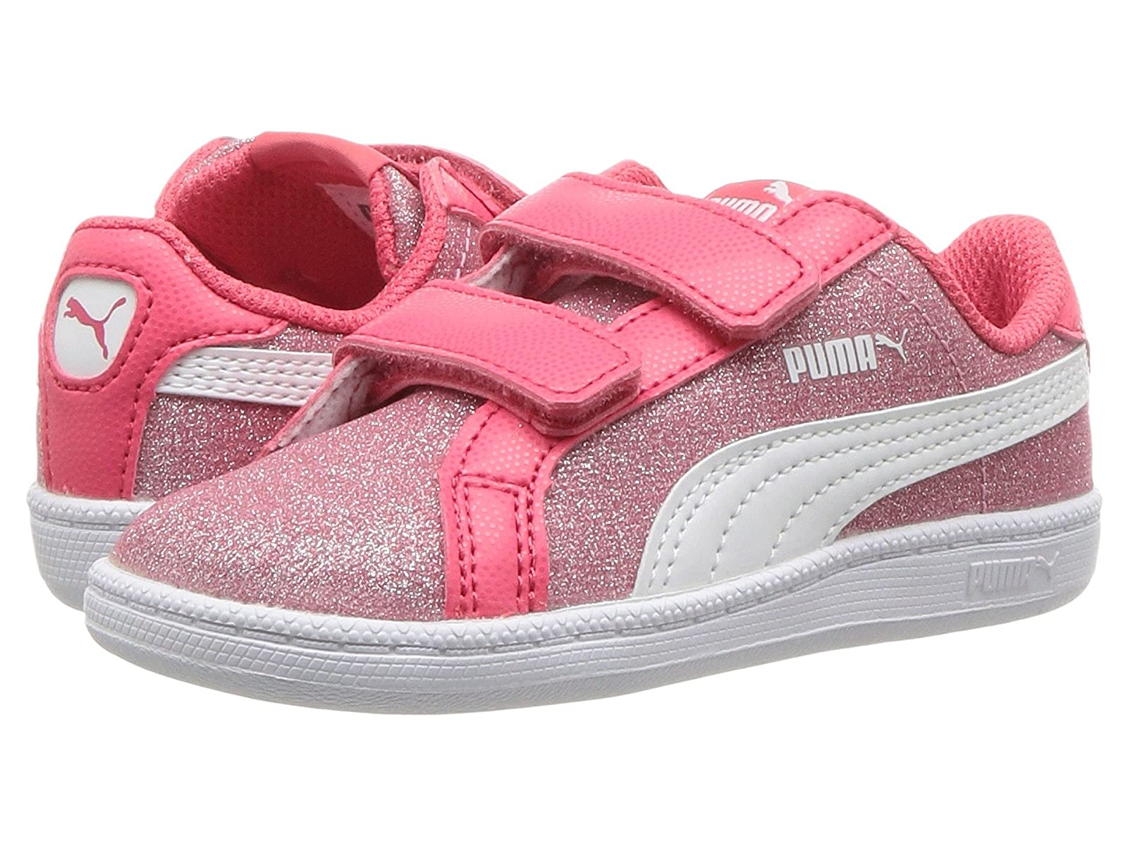 Puma Kids Smash Glitz Glamm V (Toddler)Atmospheric grades have affordable shoes