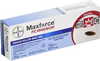 Bayer - 79432135 - Maxforce FC Magnum - Roach Killer Bait Gel - 1.16 oz