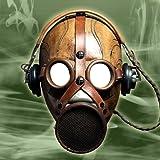 Masque à gaz Photo Montage