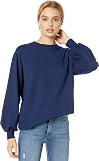 The Drop Women's Kiko Oversized Crew Neck Sweatshirt
