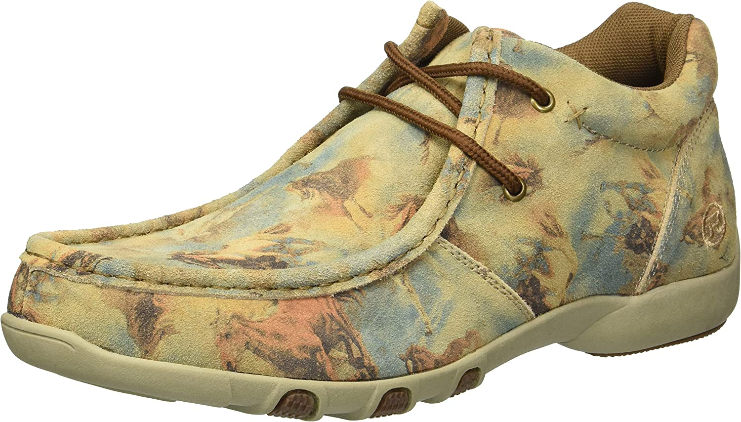 Roper Womens High Country Moccasin