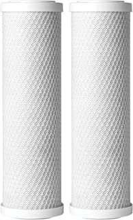 AO Smith AO-WH-PRE-RC2-2 Pack Carbon Block Sediment Filter Replacement 2.5 Inch - 5 Micron Filtration