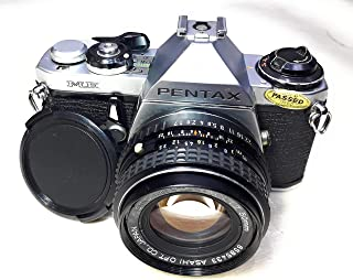 Pk ME Classic Student 35mm Film Camera Working Conditions-