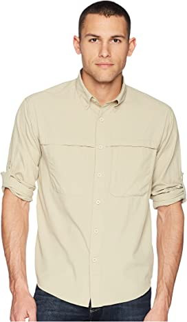 4fd6ce3719f Columbia Silver Ridge Lite™ Long Sleeve Shirt at Zappos.com