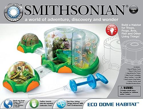 wholesape barato Smithsonian Eco Eco Eco Dome Habitat with Triops by Smithsonian  los nuevos estilos calientes