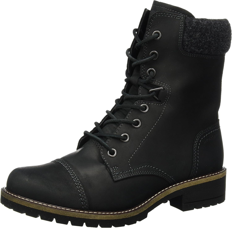 ECCO skor Woherrar Elaine Mid Ankle Boot, svart, 38 EU EU EU  7.5 -8 M US  mer ordning