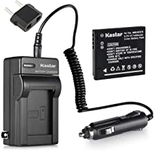 Kastar Battery + Charger for Panasonic DMW-BCK7 & Lumix DMC-FH2 FH4 FH5 FH6 FH25 FP5 FH7 FS16 FS18 FS22 FS28 FS35 FS37 FS40 FS45 FT20 FT25 FX77 FX78 FX80 FX90 S1 S2 S3 S5 SZ1 SZ5 SZ7 TS20 SZ25