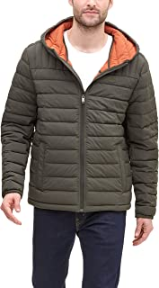 Men's The Liam Smart 360 Flex Stretch Quilted Hooded Puffer Jacket