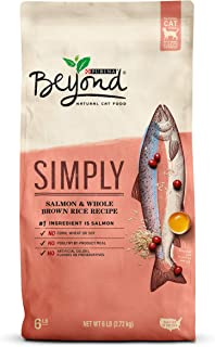 Purina Beyond Simply Natural, Adult Dry Cat Food