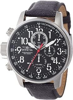 Men's 11519 I-Force Chronograph Black Dial Grey Rifle Watch