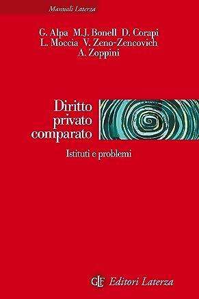 Diritto privato comparato: Istituti e problemi (Manuali Laterza Vol. 330)