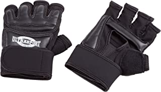 Ultrasport Ultra - Guantes para MMA Serie Boxing Gear, Venda de Nailon integrada