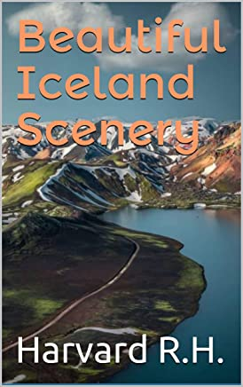Beautiful Iceland Scenery (English Edition)