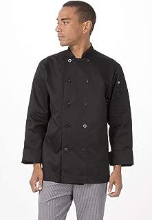 Chef Works Men's Bastille Chef Coat