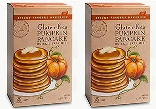 Gluten-Free Pumpkin Pancake Mix 18.5 oz. Box - Pack Of 2 (Pumpkin, Pack Of 2)