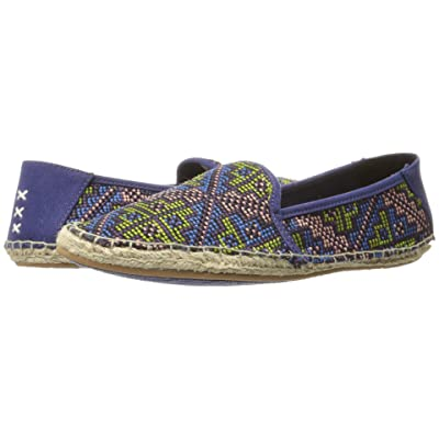 Reef Shaded Summer ES (Blue Raffia) Women