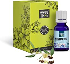 Speaking Tree 100% Pure, Natural And Undiluted Eucalyptus Essential Oil (15ml)