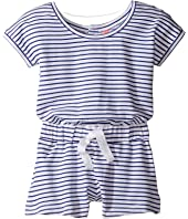 Seafolly Kids - Cute D'Azure Playsuit (Toddler/Little Kids)