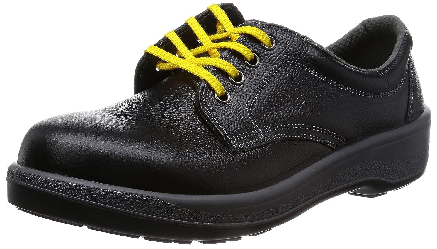 出席する靴下不屈安全靴 JIS規格 短靴 静電 7511 メンズ