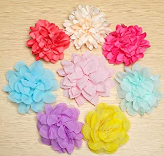 Dog Collar Flowers Accessory,Flower Charms Sliders for Dog Collars