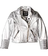 eve jnr - Luxe Leather Jacket (Infant/Toddler/Little Kids)