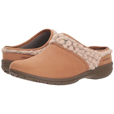 Merrell Encore Kassie Slide Wool (Natural Tan) Women