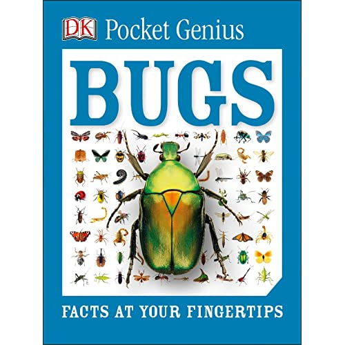 Pocket Genius: Bugs: Facts at Your Fingertips