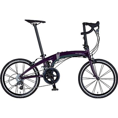 ダホン(DAHON) Vigor LT インターナショナルモデル フォールディングバイク 20インチ(451) 2019年モデル EDA025 オーロラ